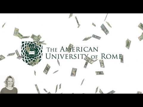 Estimated Cost Of Attendance At The American University Of Rome