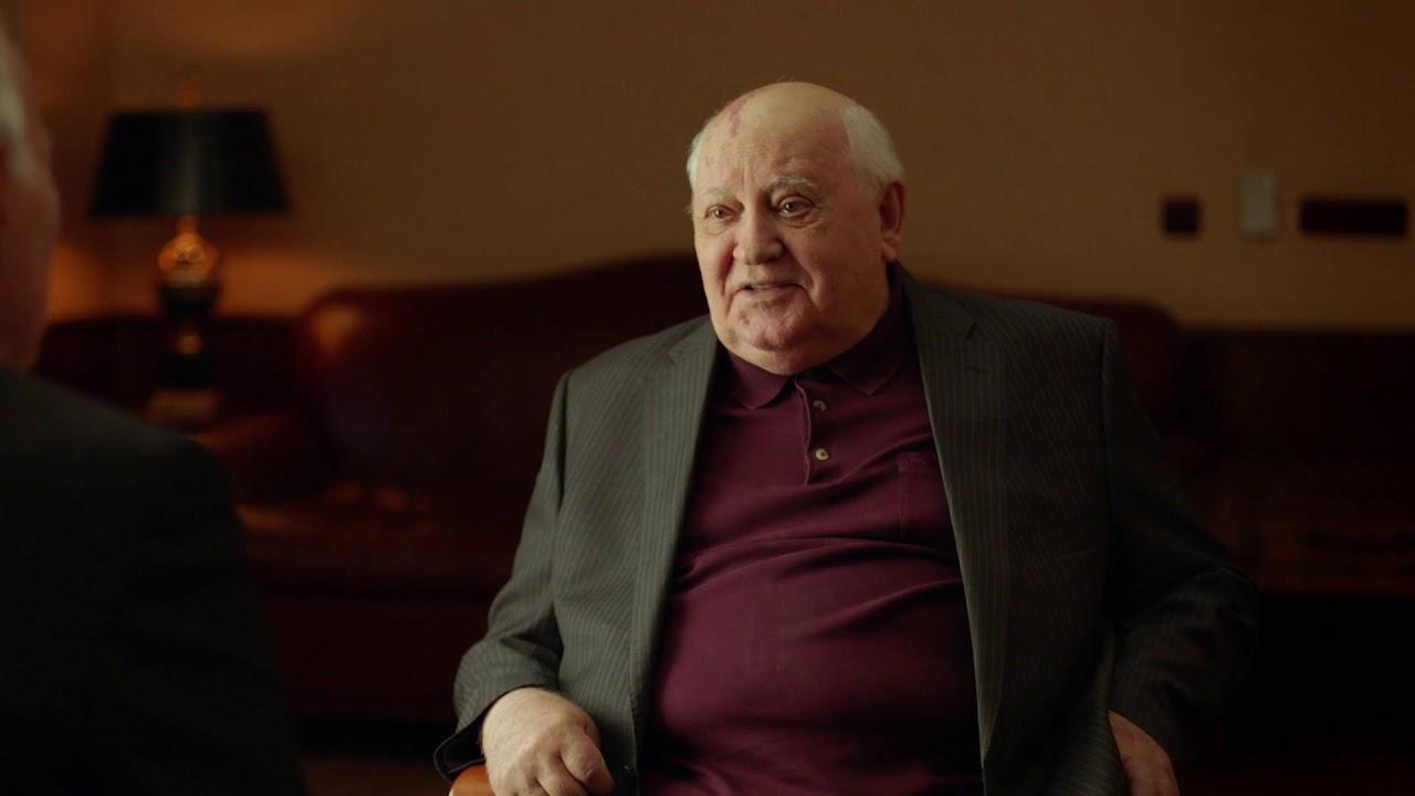 HERZOG INCONTRA GORBACIOV - Clip - L'amore tra Gorbaciov e Raissa - YouTube