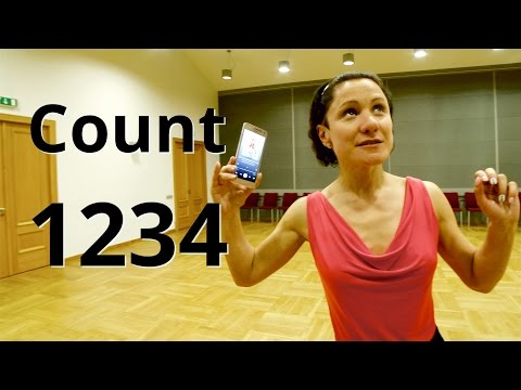 Rhythm and Count in Dancing   SlowFox & Rumba