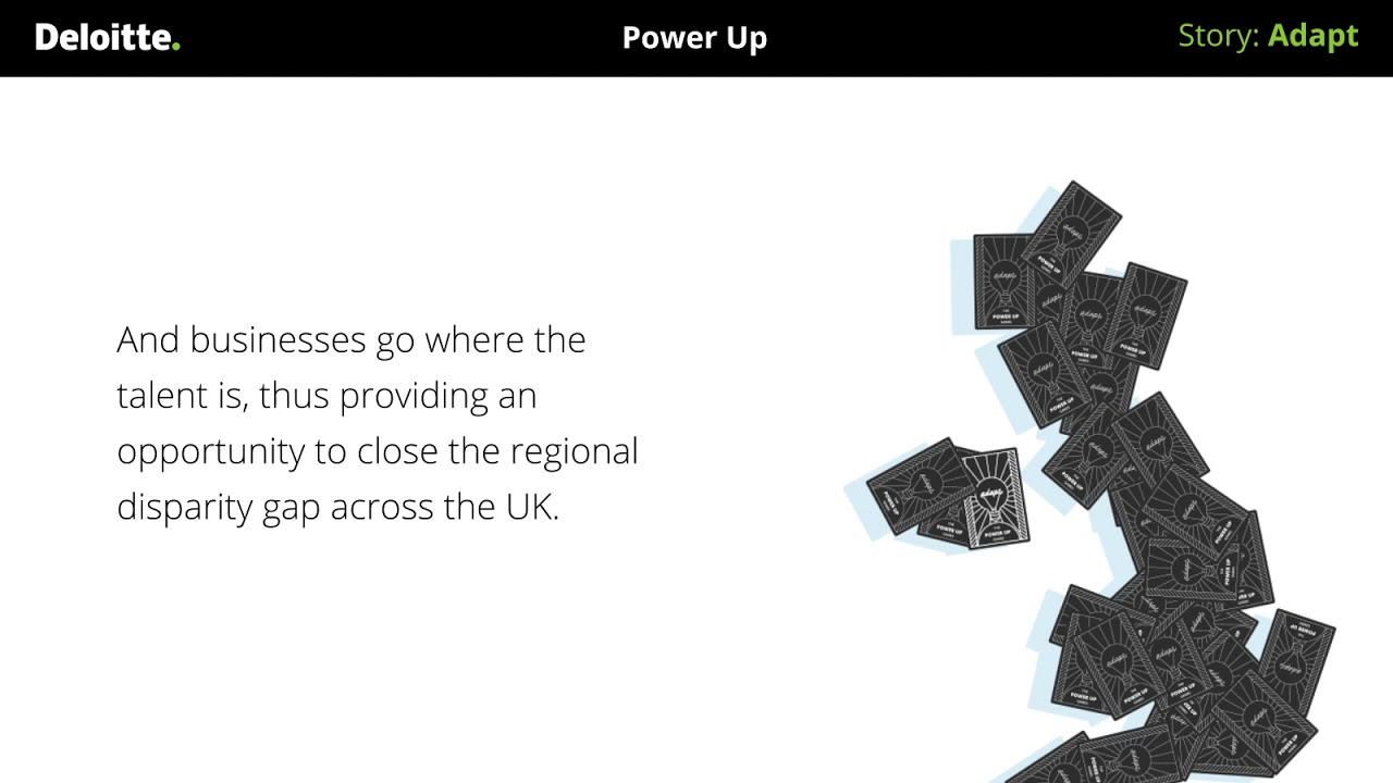 Power Up - Adapt | Deloitte UK