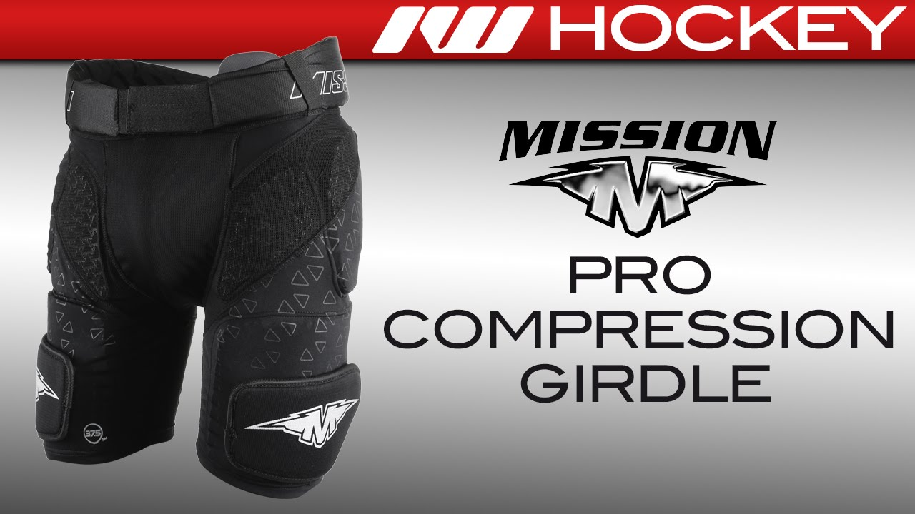 Mission Pro Compression Roller Hockey Girdle Review