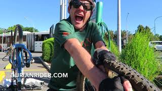 How To Bead Tubeless Tires Easy & Fast!
