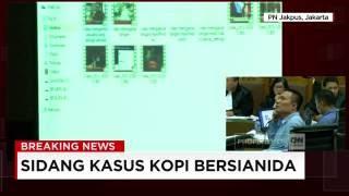 Jaksa Pertanyakan Sumber Data Rekaman CCTV Saksi Ahli Jessica