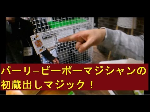 ユーチューブスペース東京で、ユーチューバー達にマジック&インタビューしてき^^