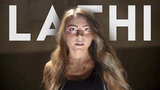 Download LATHI - Weird Genius ft. Sara Fajira (KHS & Jada Facer Cover)