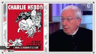 """Abbé de la Morandais """"Je ne suis pas Charlie"""" - C à vous - 25/02/2015"""