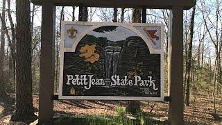 Petit Jean State Pąrk Arkansas
