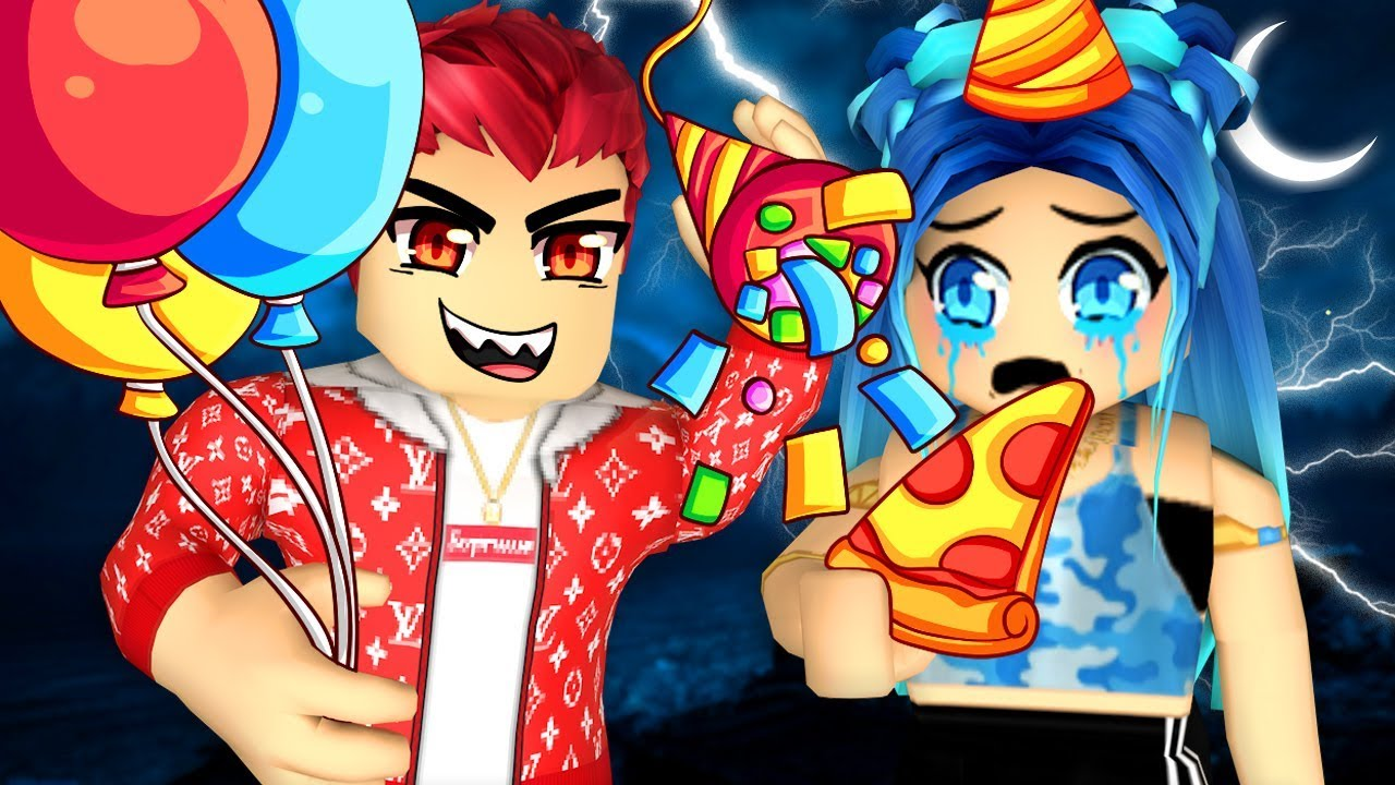 We went to the wrong Roblox party...