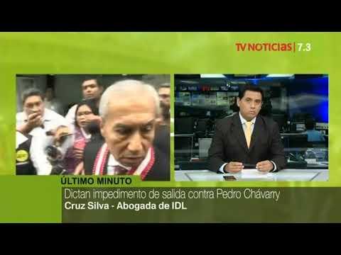 Es la primera vez que se ordena impedimento de salida a un fiscal supremo, afirma Cruz Silva