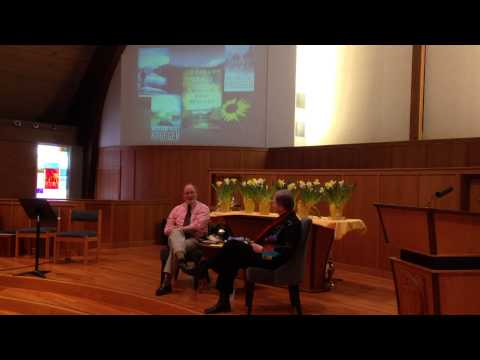 """Interview with WIlliam Kent Krueger About """"Ordinary Grace"""" and other subjects"""