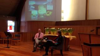 Interview With WIlliam Kent Krueger About Ordinary Grace And Other Subjects