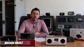 Albrecht internet rádiók - wifi rádiók