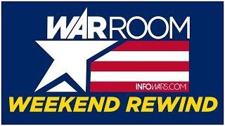 LIVE  WAR ROOM SHOW  Commercial Free  WEEKEND REWIND  Alex Jones Infowars Stream