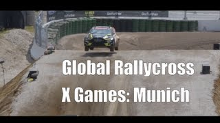 Global Rallycross  X Games Munich  Sunday Recap