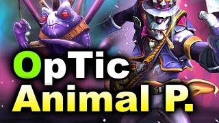 OpTic vs Animal Planet - North America FINAL - GESC Indonesia DOTA 2