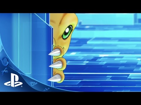 Digimon Story: Cyber Sleuth Trailer | PS4, PS Vita