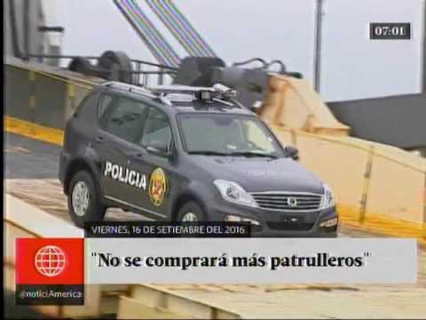América Noticias: Primera Edición  - 16.09.16