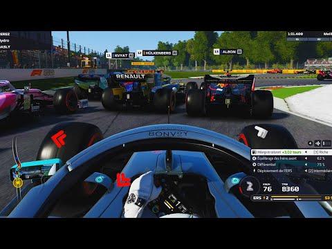 F1 2019 Coop #14 : Le KARMA..... (ça m'apprendra)