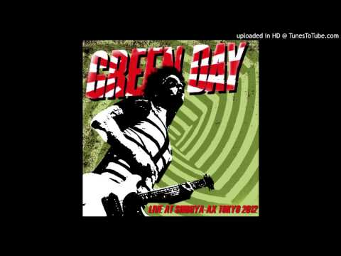 Green Day Lady Cobra Live Shibuya-AX, Tokyo Japan