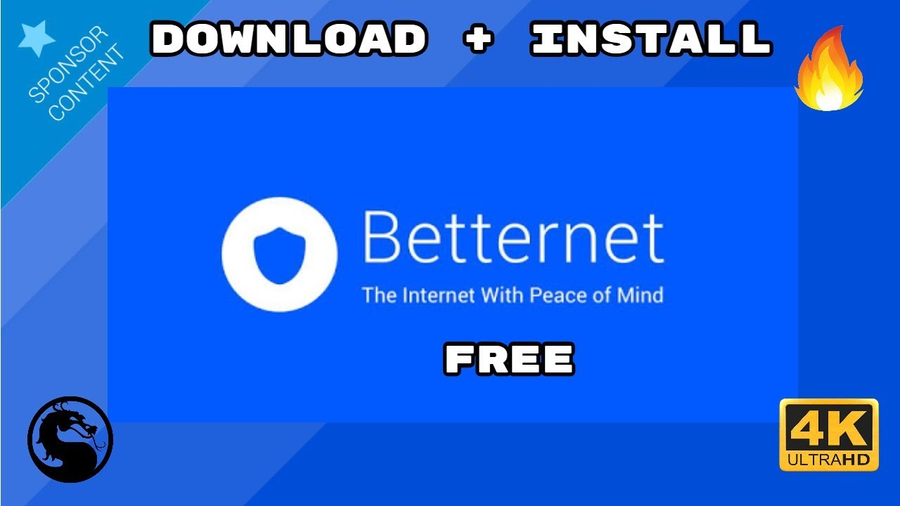 Betternet VPN | Download And Install | Free VPN | Windows 10/8/8 1/7 | 100%  Work | For PC 🔥🔥🔥