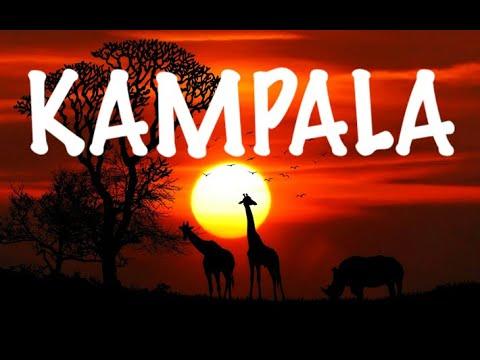 Kampala Uganda THE PEARL OF AFRICA
