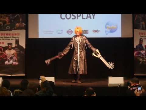 related image - Paris Manga 22 - Concours Cosplay Dimanche - 12 - Kingdom Hearts