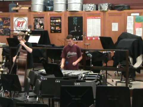Canton Middle School Jazz Combo - Blue Bossa