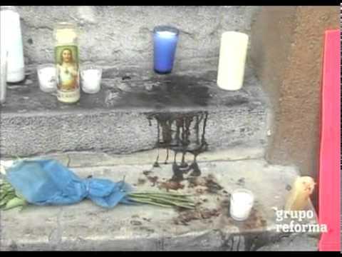 Un día después del atentado en el Café Iguana, Barrio Antiguo (22 de mayo 2011)