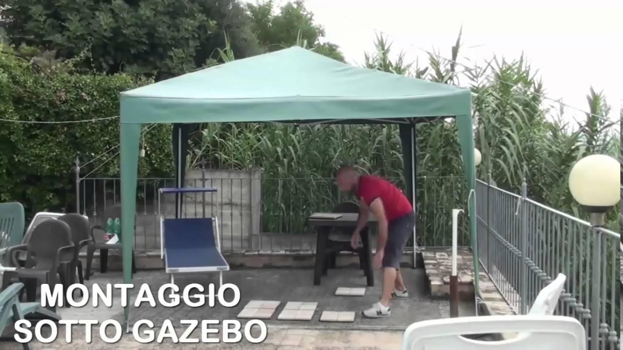 Pavimento fai da te, in cotto antico: il Cotto Meccano - YouTube