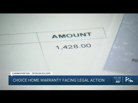 Choice Home Warranty Facing Legal Action