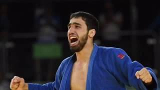 Олимпийские игры   В Рио 2016 золото по дзюдо Хасан Халмургаев
