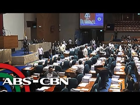 Panukalang susog sa 'Bill of Rights,' galing sa isang opisina ni Duterte