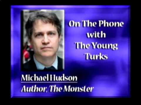 The Monster Financial Crash w/ Author Michael Hudson