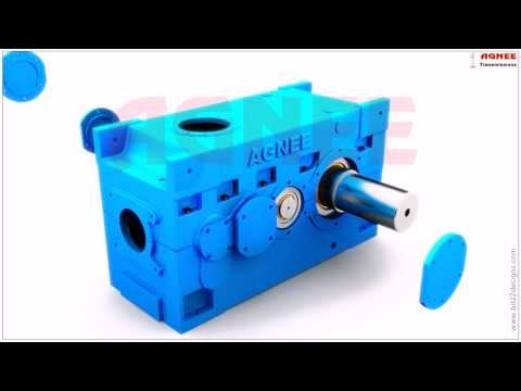 Helical Gear Box, Helical Gear Reducer, Helical Reduction Gearbox