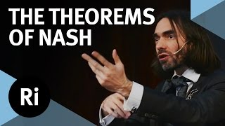 The Extraordinary Theorems of John Nash - with Cédric Villani thumbnail