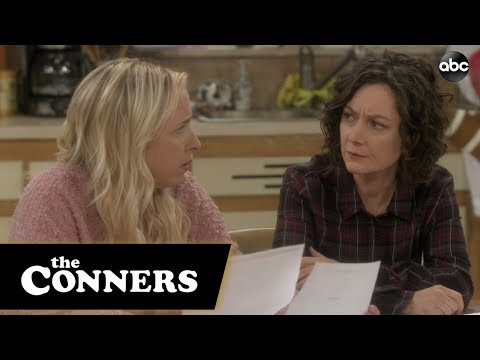Darlene and Becky Argue - The Conners