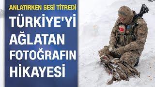 Van'daki çığ faciasına Türkiye'yi ağlatan fotoğrafın hikayesi