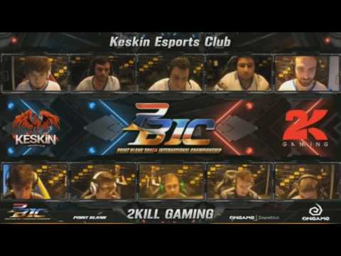 PBIC 2016 - Disputa de 3° Lugar -  [Brazil] 2Kill Gaming Vs Keskin e-Sports [Turkey]
