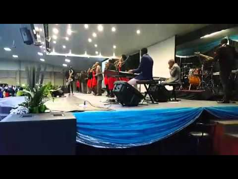 Ayo Solanke Performs Joko Ya Hao Amen Halleluyah At Change Bible Church
