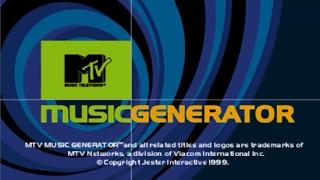 MTV Music Generator - PlayStation (PS1)