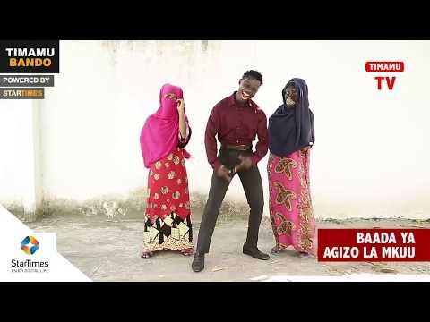 Wakina Ebitoke wafanyia kazi agizo la Raisi kuhusu mavazi ya kwenye video za muziki