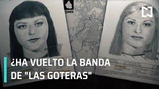Banda De Las Goteras; Nueva Víctima De Las Goteras - En Punto Con Denise Maerker
