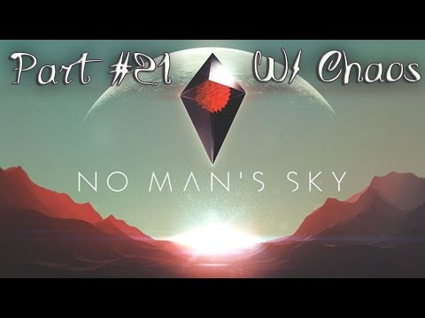 No Man's Sky PS4 Playthrough with Chaos part 21: Gold mining