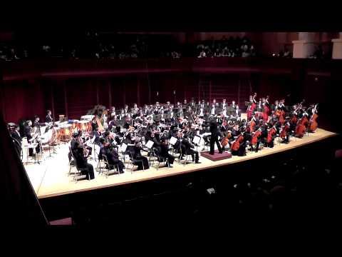 "Symphony No. 1 ""Titan"" - Gustav Mahler - Houston Youth Symphony [HD]"