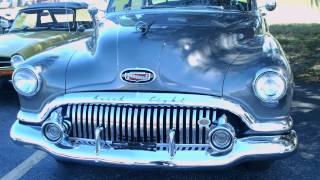 1951 Buick Super 4 Door Sedan Gray