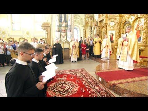 Довічні монаші обіти у монастирі Христа Царя: повна версія