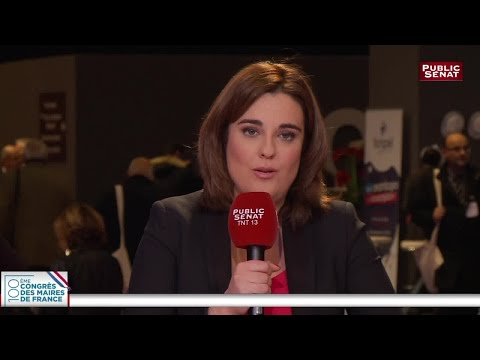 100ème Congrès de l'Association des Maires de France - Evénement (22/11/2017)