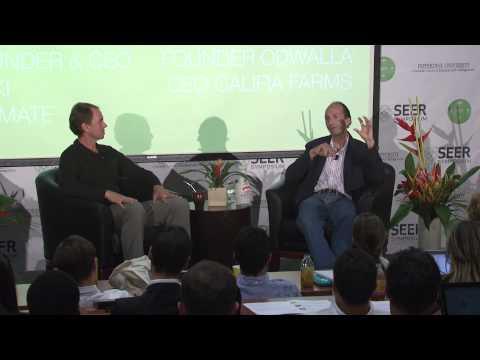 SEER Symposium - Organic Beverage Through the SEER Lens
