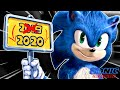 SONIC MOVIE 2019 DELAYED to 2020 and REDESIGN TEASER