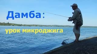 Ловля окуня на микроджиг: подробный урок от Олега Сизона. Поиск рыбы и выбор приманок
